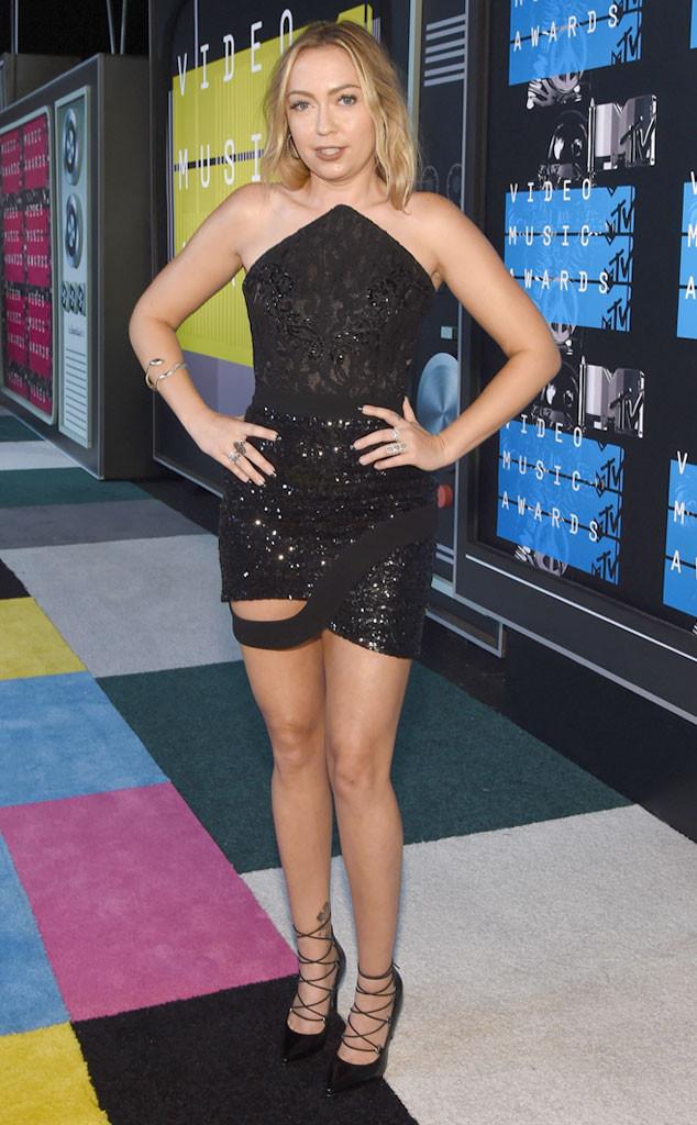 Brandi Glenn Cyrus, MTV Video Music Awards, VMA