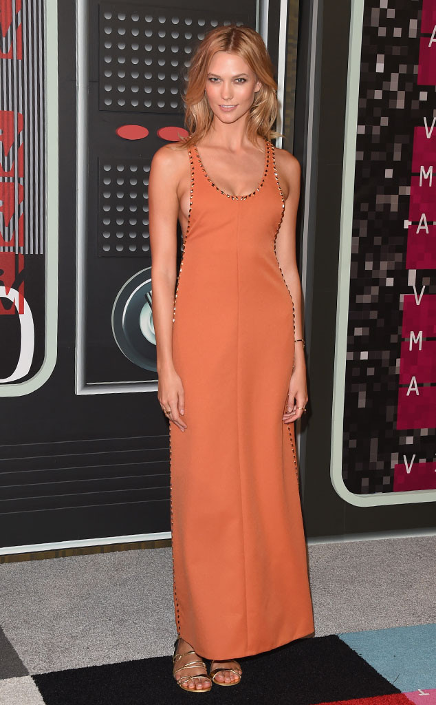 Karlie Kloss, 2015 MTV Video Music Awards, VMA