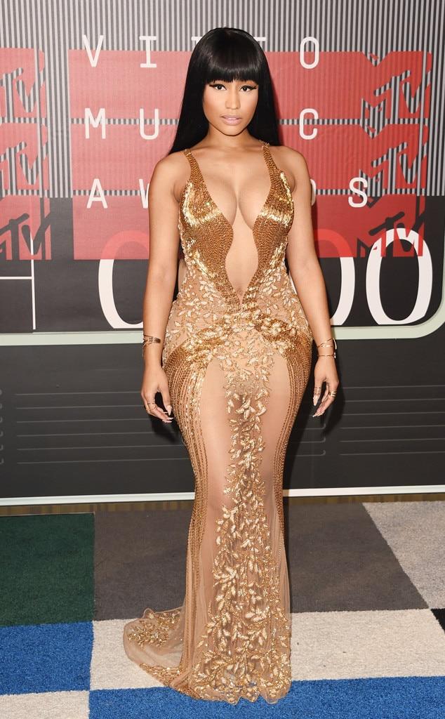 ESC: Nicki Minaj, 2015 MTV Video Music Awards, VMA