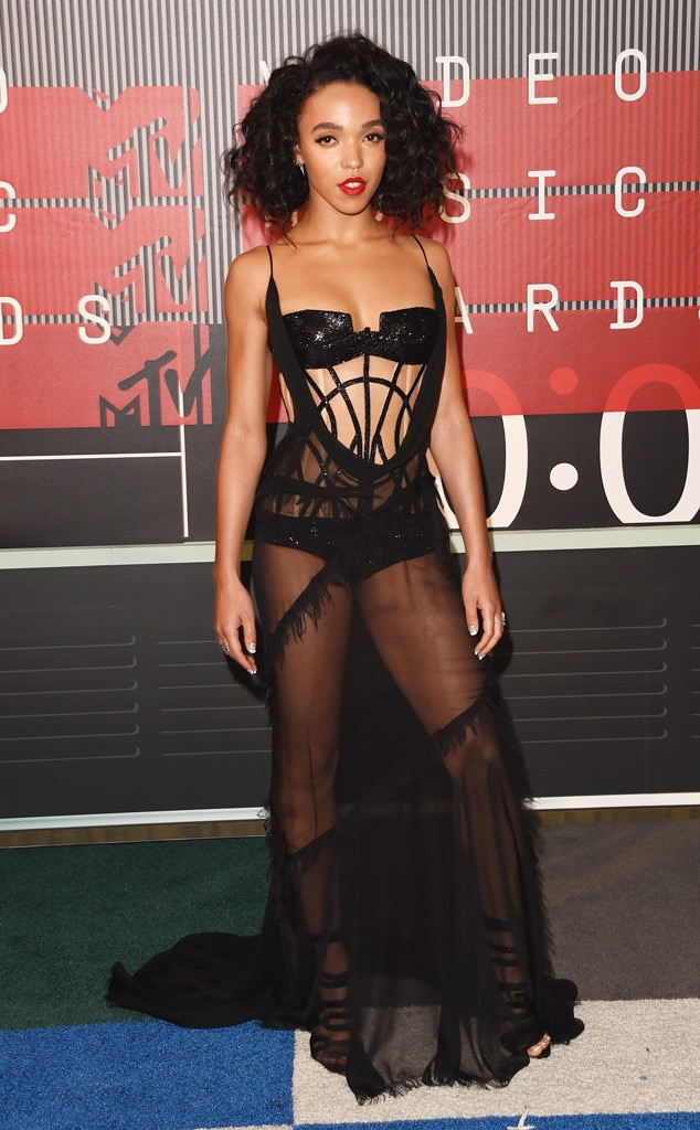 FKA twigs, 2015 MTV Video Music Awards, VMA