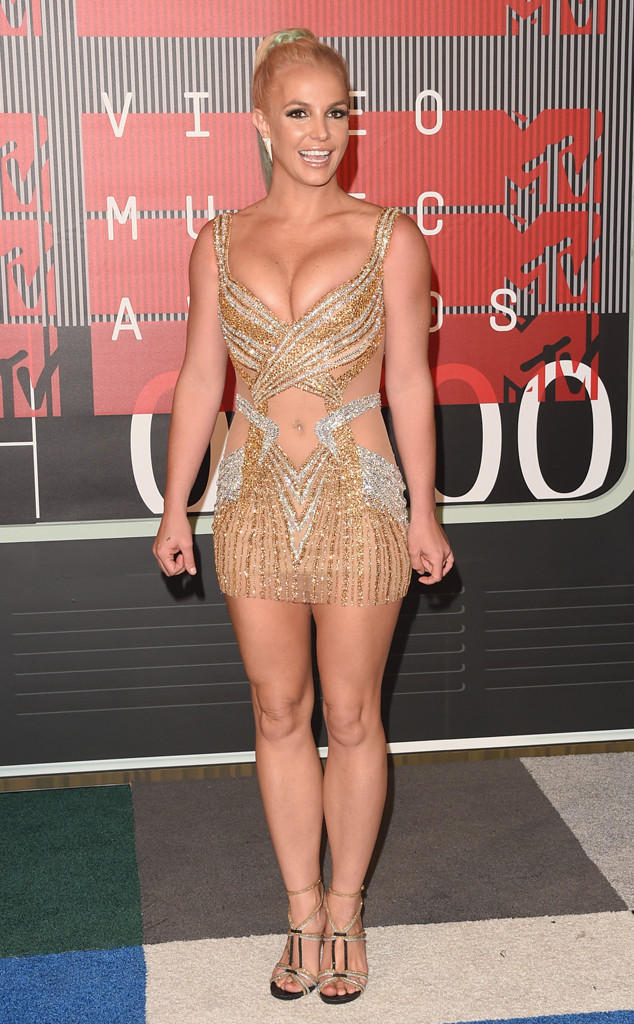 Britney Spears, 2015 MTV Video Music Awards, VMA