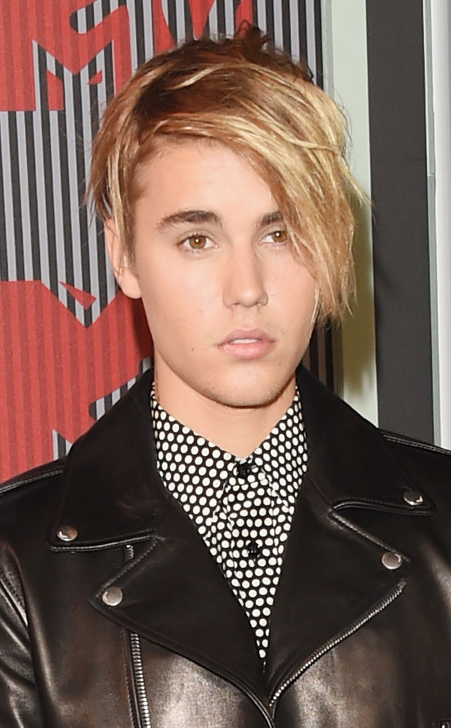 Justin Bieber 2015 MTV Video Music Awards VMA