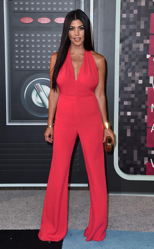 Kourtney Kardashian, 2015 MTV Video Music Awards, VMA