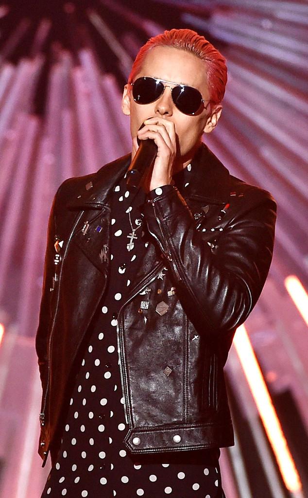 Jared Leto, 2015 MTV Video Music Awards, VMA