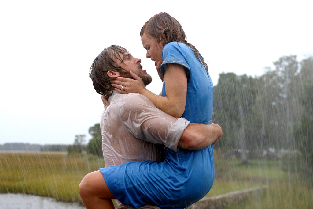 The Notebook, '00s Movie Couples