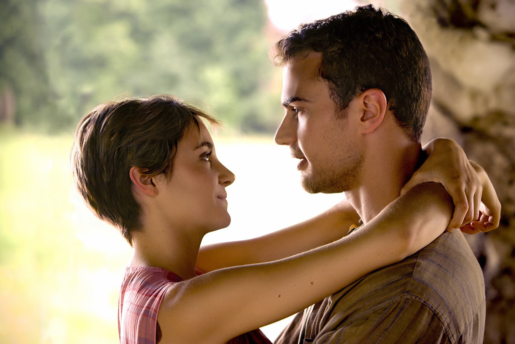 Insurgent, '00s Movie Couples