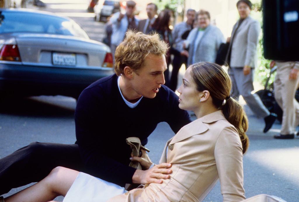 Jennifer Lopez, Matthew McConaughey, The Wedding Planner