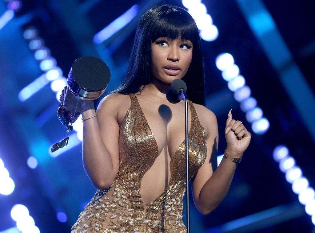 Nicki Minaj, VMA's