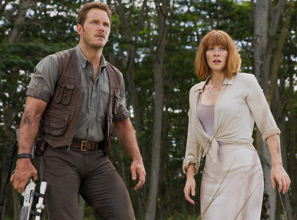 Jurassic World, '00s Movie Couples