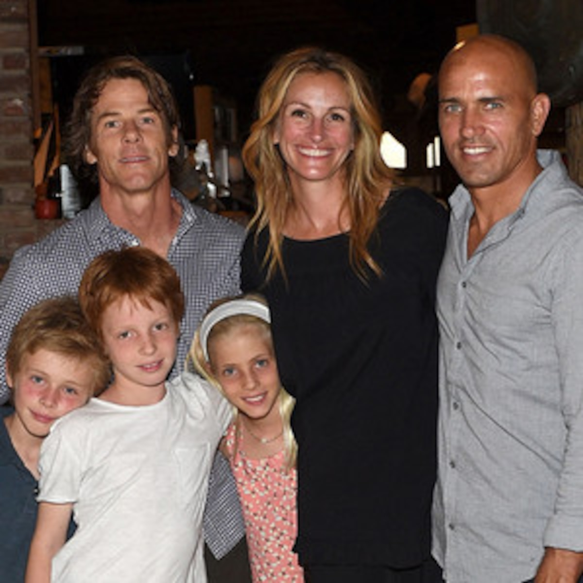 Julia Roberts Kids Are Growing Up Fast During Family Night