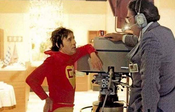 Chaves bastidores