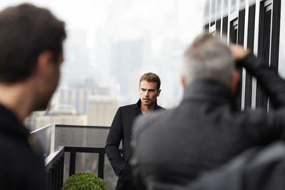 Theo James, Boss the Scent