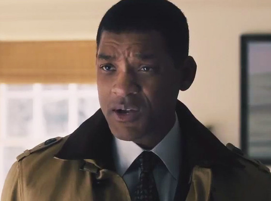 Concussion, Will Smith