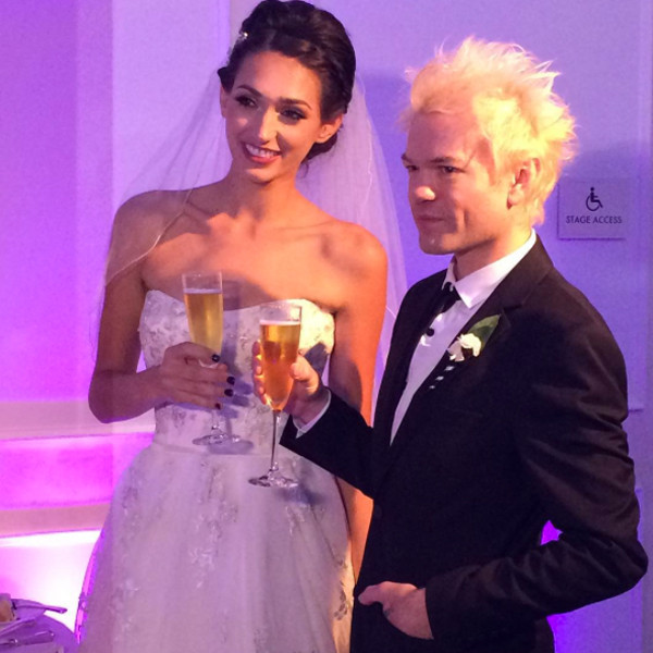 Deryck Whibley, Ariana Cooper