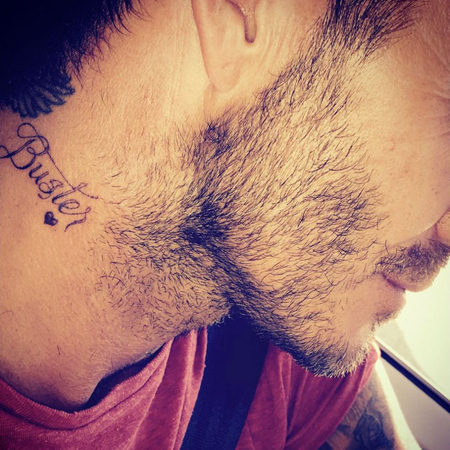 David Beckham, Tattoo