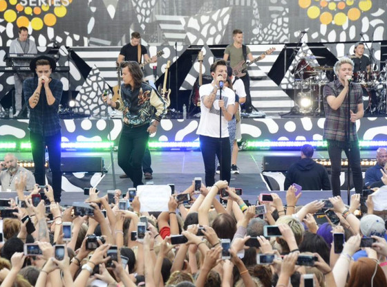 One Direction, GMA