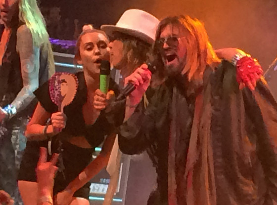 Miley Cyrus, Bill Ray Cyrus