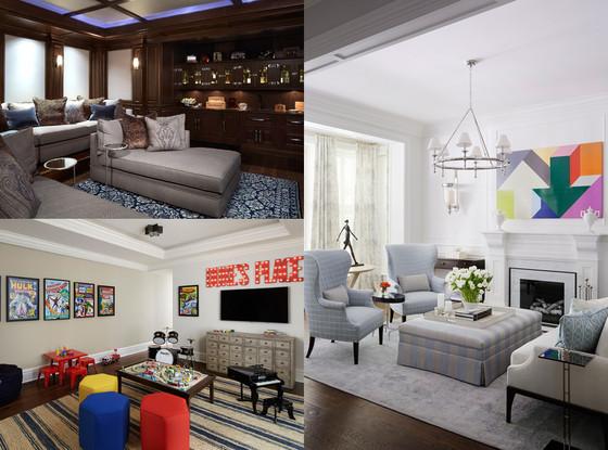 Bill Rancic, Giuliana Rancic, Chicago Home