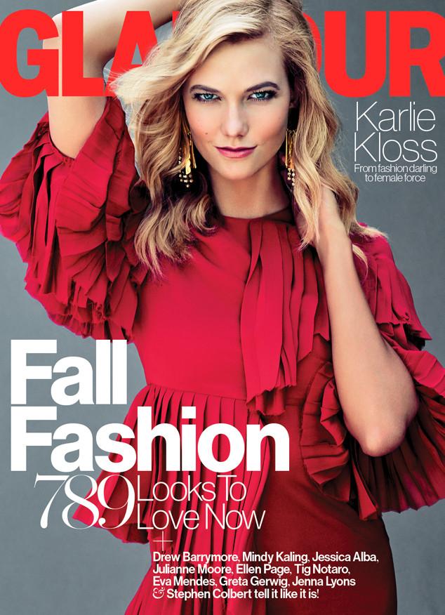 Karlie Kloss, Glamour Magazine