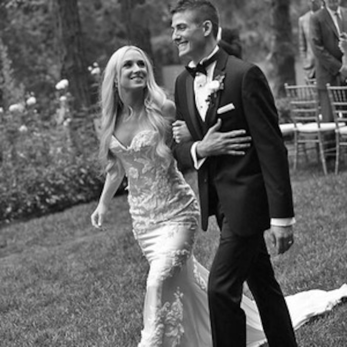 Brooke Brinson Wedding