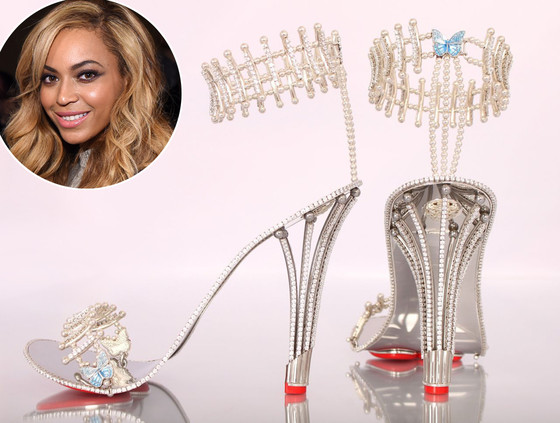 Beyonce, $312K, House of Borgezie