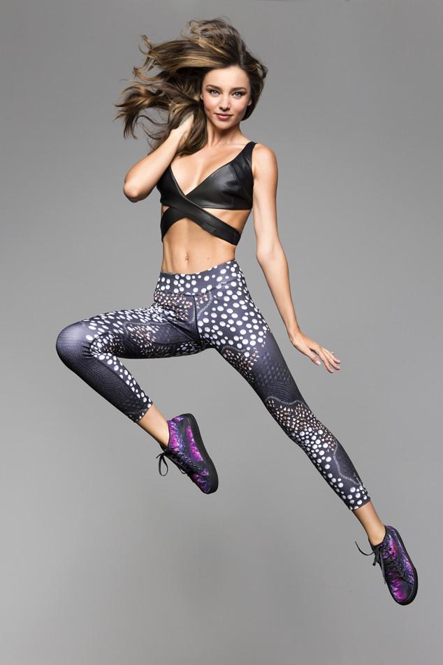 Miranda Kerr, Your Fitness Magazine