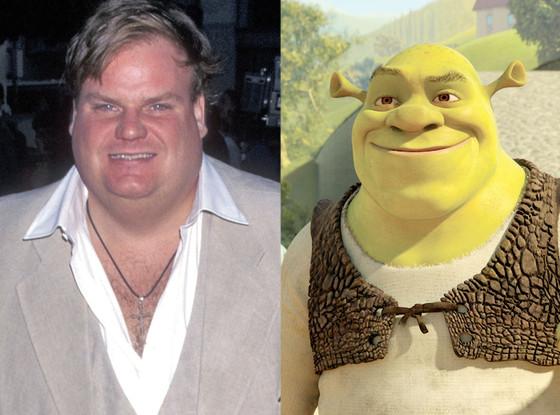 Chris Farley, Shrek