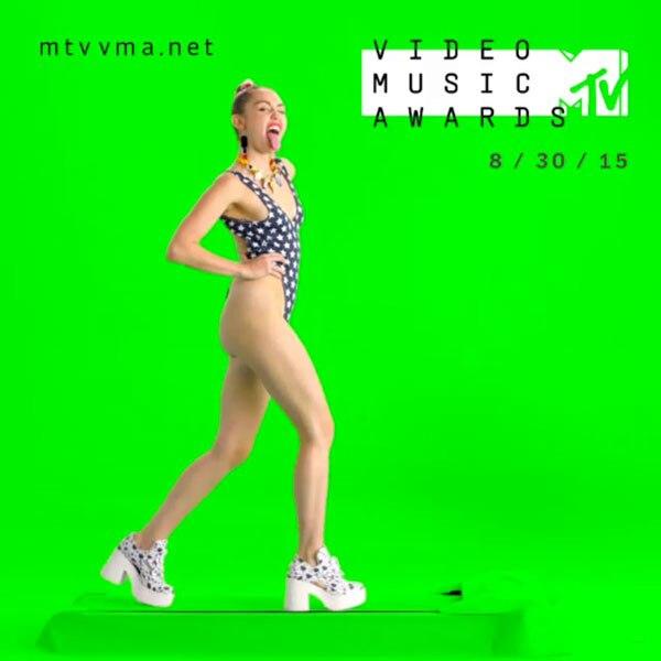 Miley Cyrus, VMA Instagram