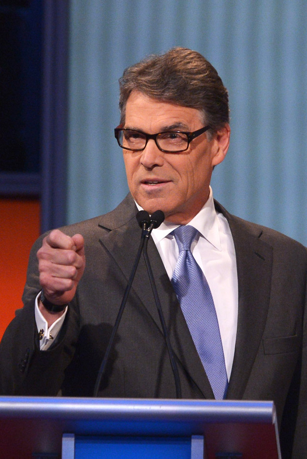 Rick Perry, GOP Debate
