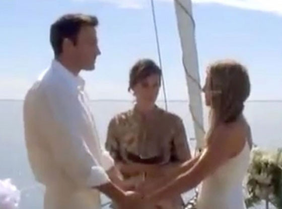 Jennifer Aniston, He's just not that into you, Wedding Dress