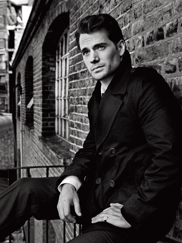 Henry Cavill, Men's Fitness Magazine
