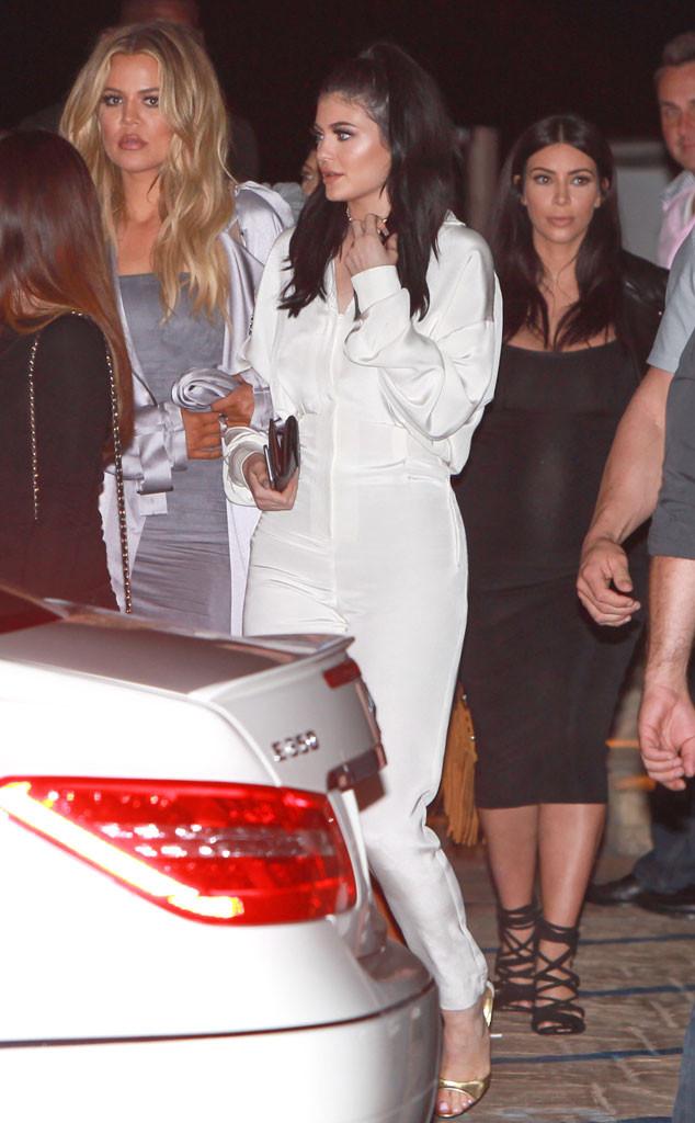 Kim Kardashian, Khloe Kardashian, Kylie Jenner