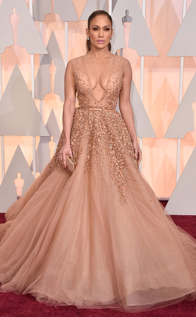Jennifer Lopez, Oscars-test