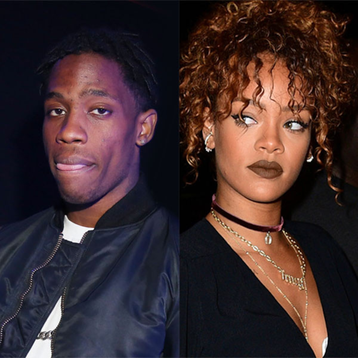 Dating rihanna who is Who Is