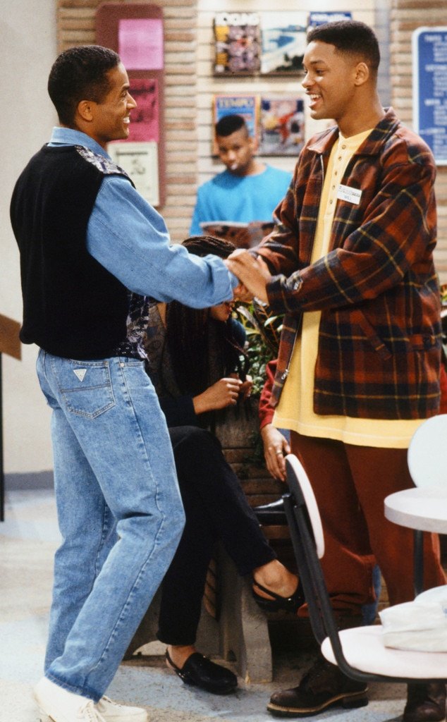 Mad For Plaid Part 2 From Will Smith S Craziest Looks On