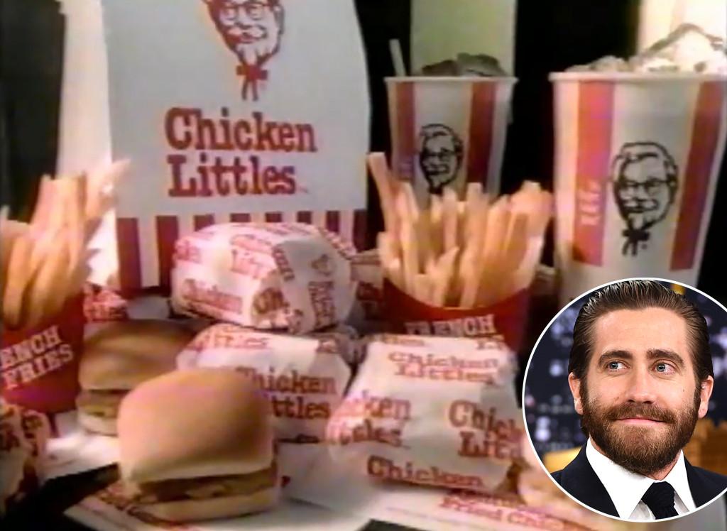 KFC, Chicken Littles, Jake Gyllenhaal