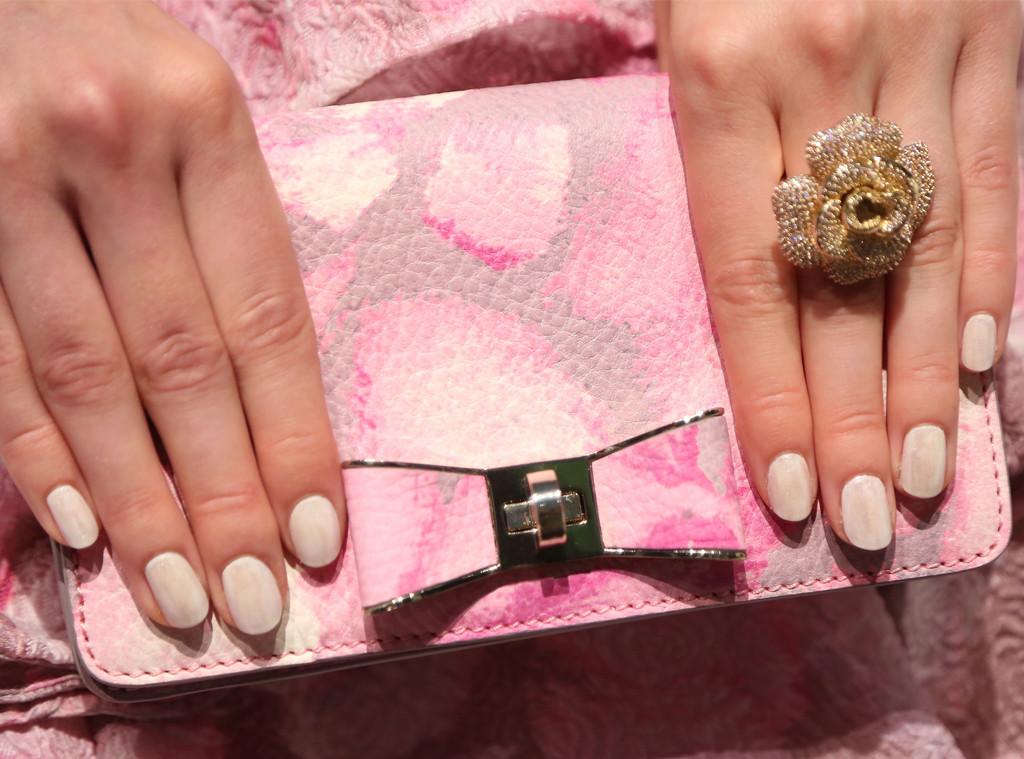 Kate Spade New York, Nails, NYFW