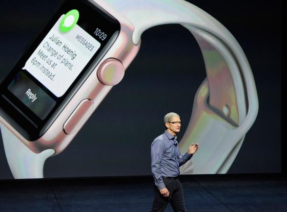 Tim Cook, Apple Watch