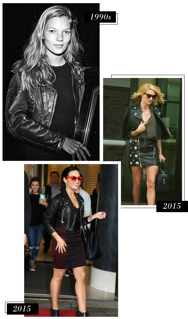 ESC, History of Leather Jackets