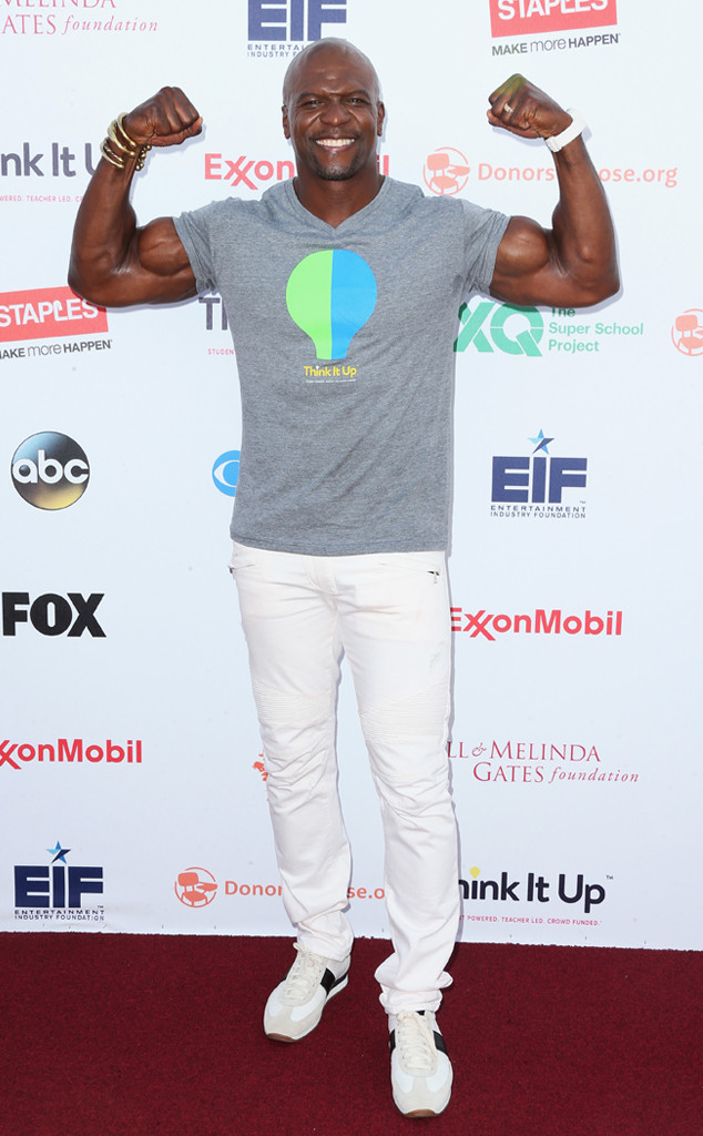 Terry Crews, Think it Up