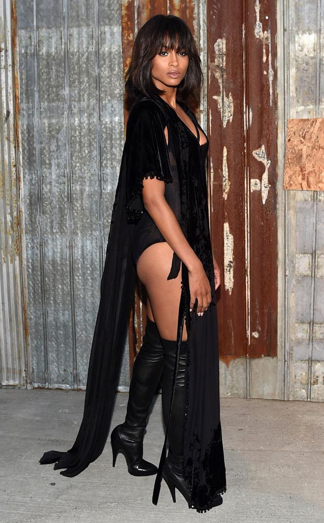 Ciara, Givenchy, NYFW