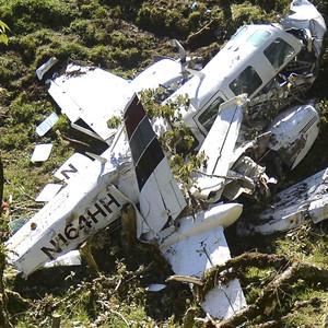 Mena Plane Crash