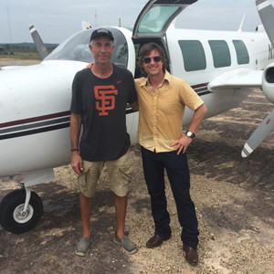 Tom Cruise, Pilot Alan Purwin, Instagram