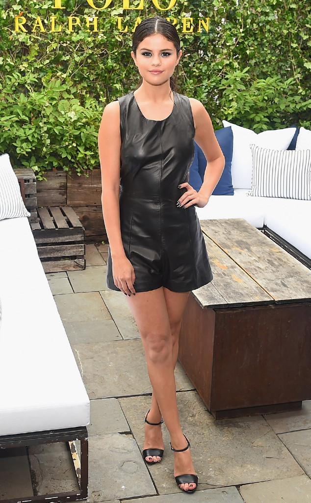 Selena Gomez, Polo Ralph Lauren, NYFW
