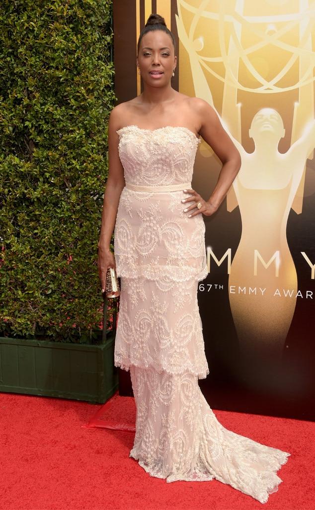 Aisha Tyler, 2015 Creative Arts Emmy Awards