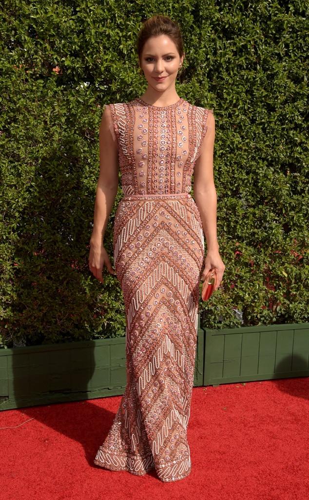 Katharine McPhee, 2015 Creative Arts Emmy Awards
