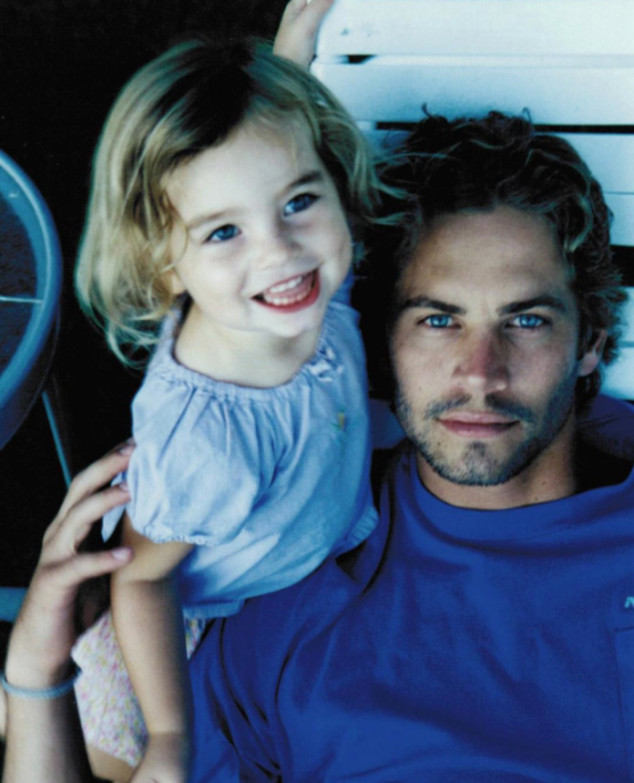 Meadow Walker, Paul Walker Instagram