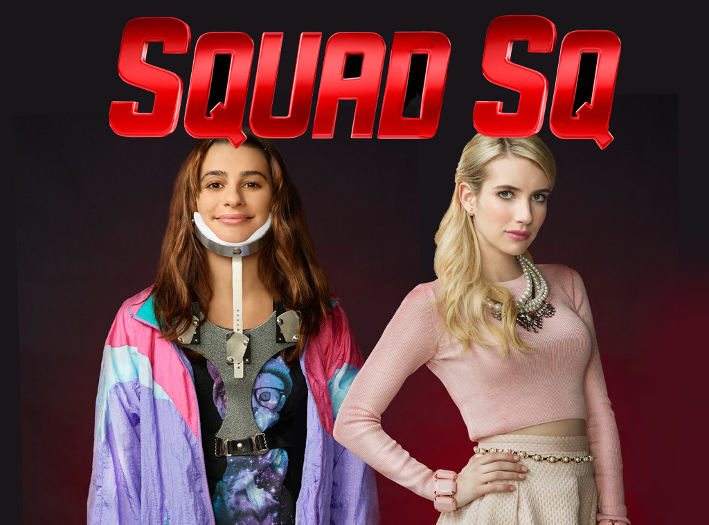 Scream Queens, Squad SQ