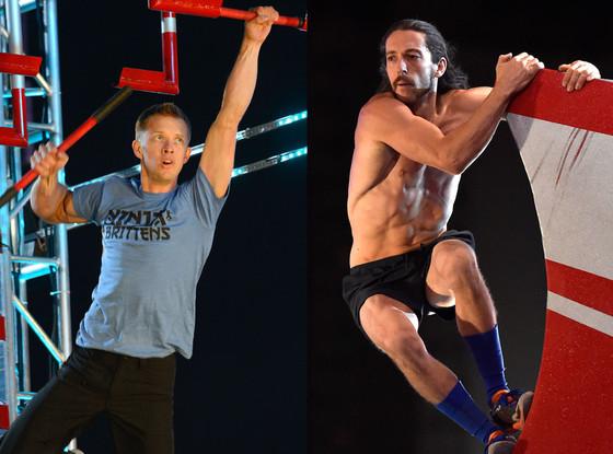 America Ninja Warrior, Isaac Caldiero, Geoff Britten