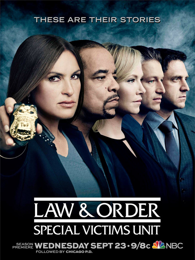 Law & Order: SVU, Poster